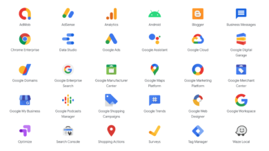 Google Products